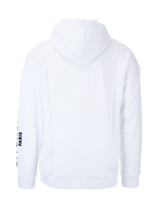 GIVENCHY MEN'S SLEEVE LOGO HOODY