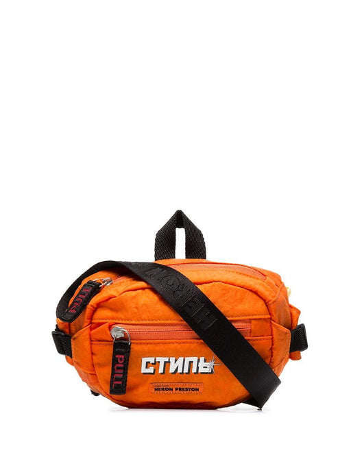 HERON PRESTON WOMEN'S ORANGE BELT BAG