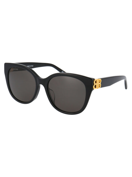 BALENCIAGA WOMEN'S CAT-EYE TINTED SUNGLASSES