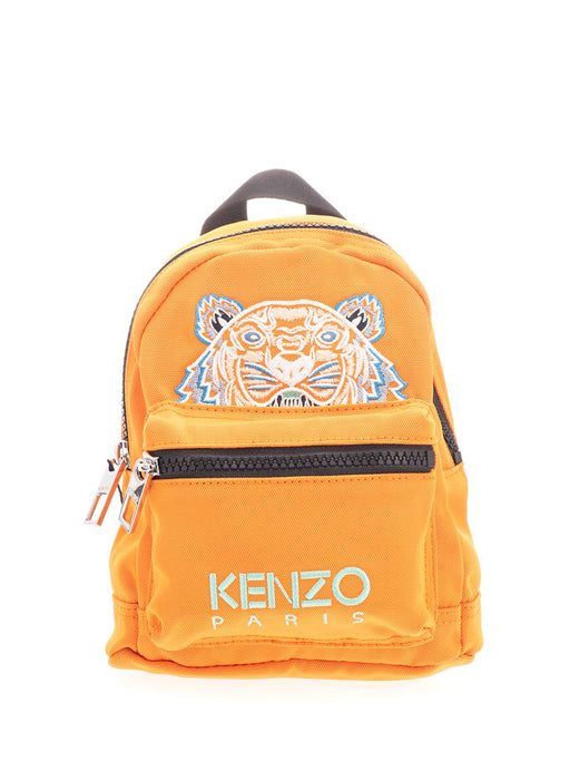 KENZO MEN'S ORANGE BACKPACK