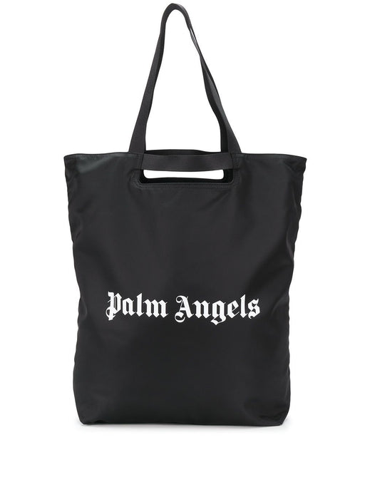 PALM ANGELS MEN'S POLYAMIDE TOTE