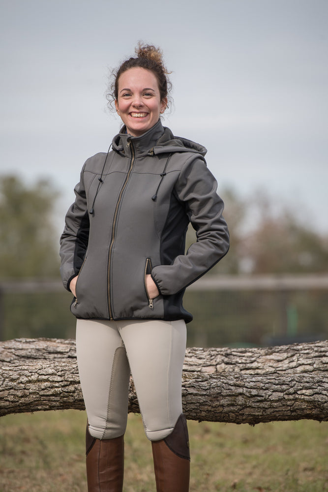 FITS Hawley-2 Hybrid Jacket weatherproof in moderate conditions