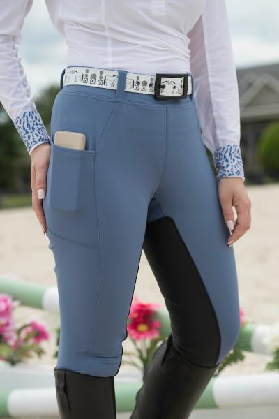 FITS PerforMAX All Season Full Seat Pull On Breech, Cargo Pocket