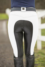 Free Flex Full Seat Breech with Zip Front