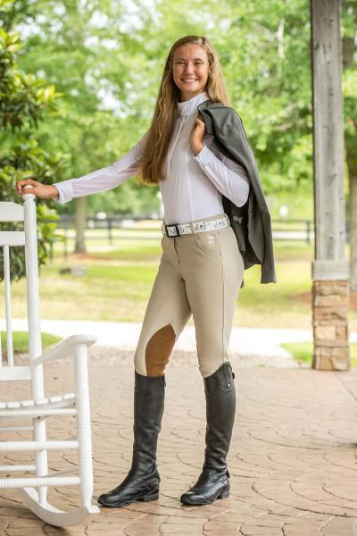 Pippa Knee Patch Breech