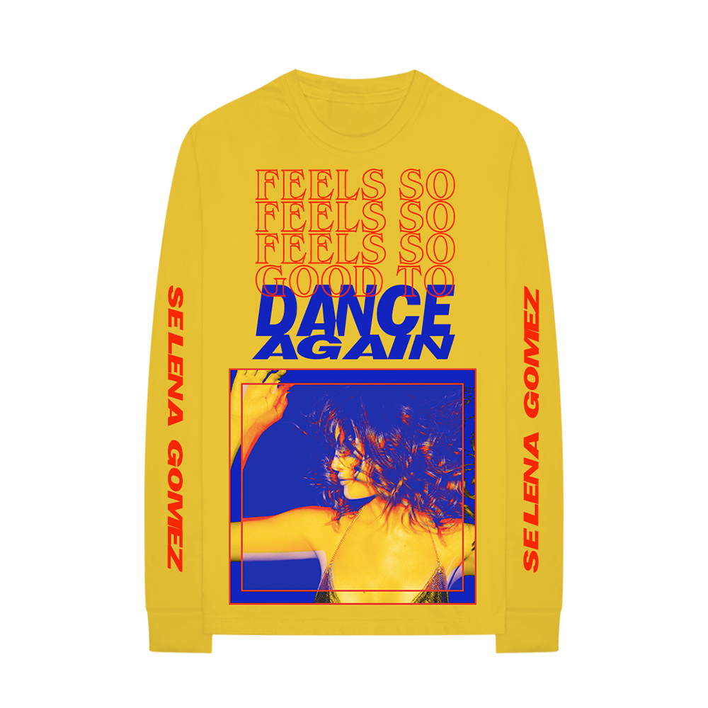 Confidence Yellow Long Sleeve + Digital Album