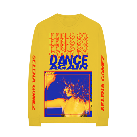 Confidence Yellow Long Sleeve