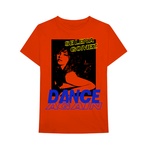 Dance Again Red T-Shirt + Digital Album