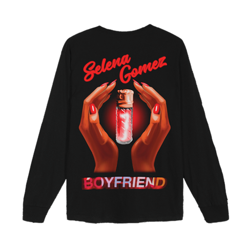 Perfume Bottle Black Long Sleeve + Deluxe Digital Album