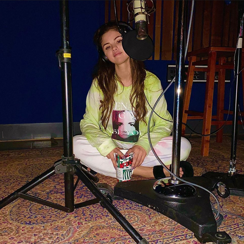 Lose You To Love Me Tie Dye Sweatpants + Digital Album