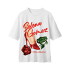 Stiletto White T-Shirt + Deluxe Digital Album