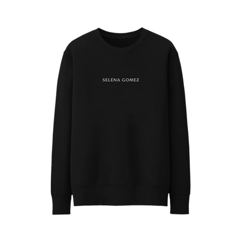 Lose You To Love Me Black Long Sleeve