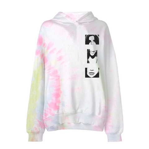 Lose You To Love Me Tie Dye Hoodie + Digital Album