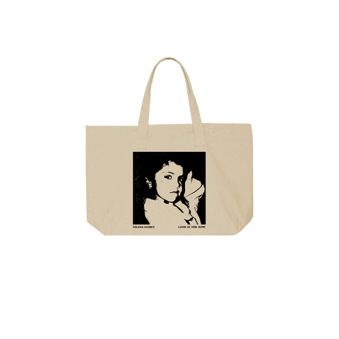 Look At Her Now Tote + Digital Album