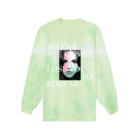 Lose You To Love Me Tie Dye Long Sleeve + Digital Album