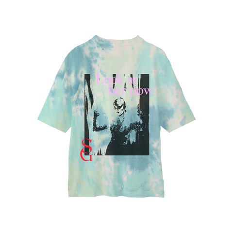 Look At Her Now Tie Dye T-Shirt + Digital Album