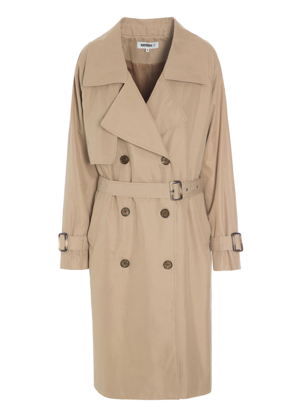 HOLMES TRENCH COAT