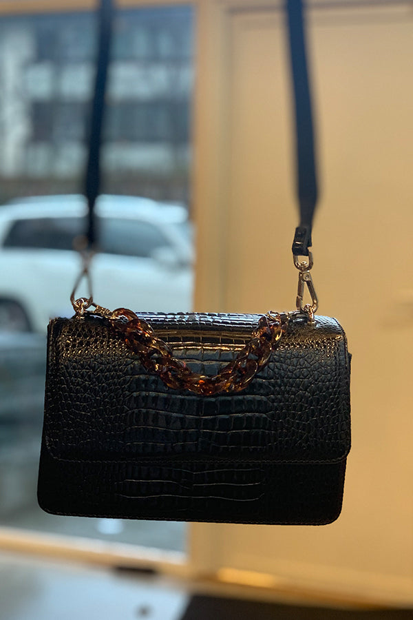 BRIGHT MAYA BAG BLACK