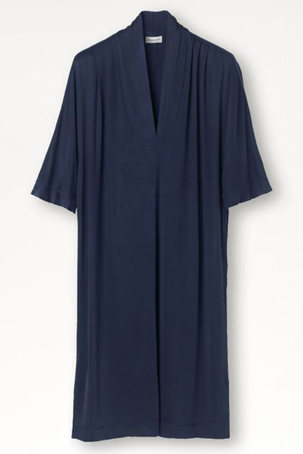 BIJOU DRESS BLUE