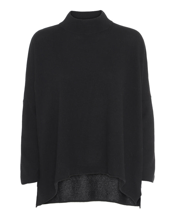 AMELIA TURTLENECK BLACK