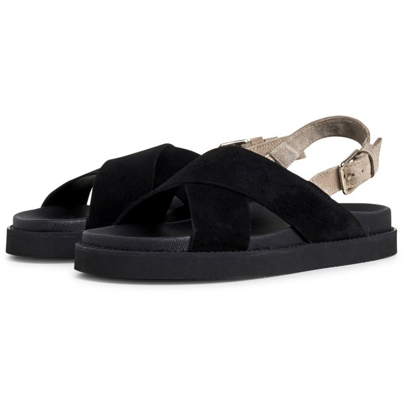 YODO BLACK/EARTH SUEDE