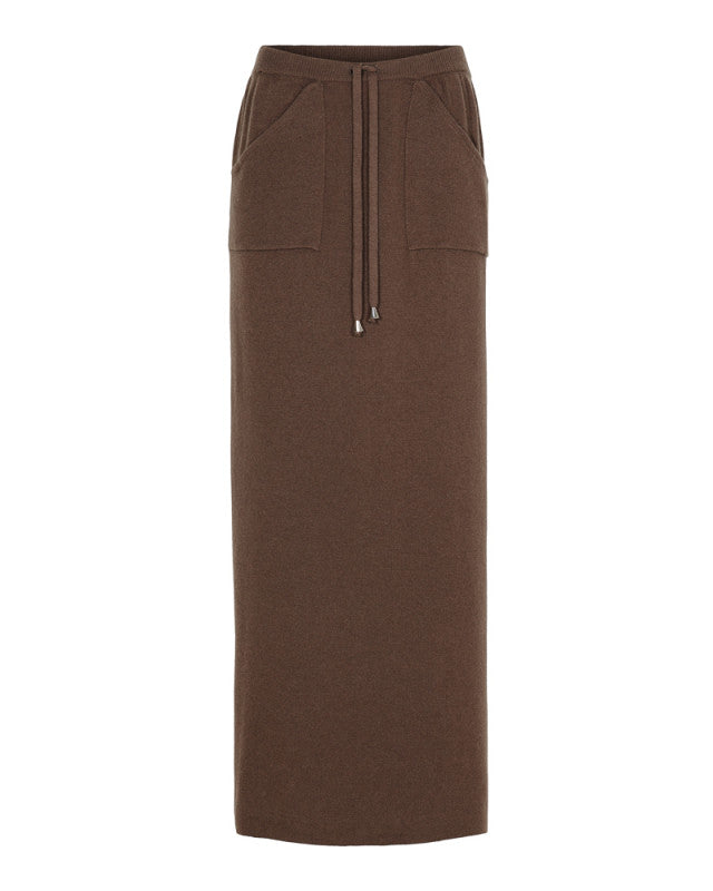 CAROLA LONG SKIRT PINECONE