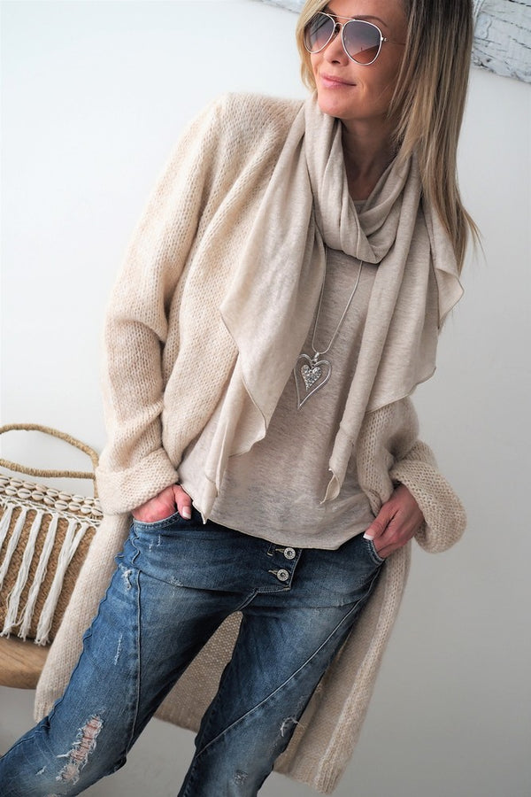 LINEN KNIT COCO