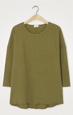 SONI02BH20 PULL SM COL ROND GREEN