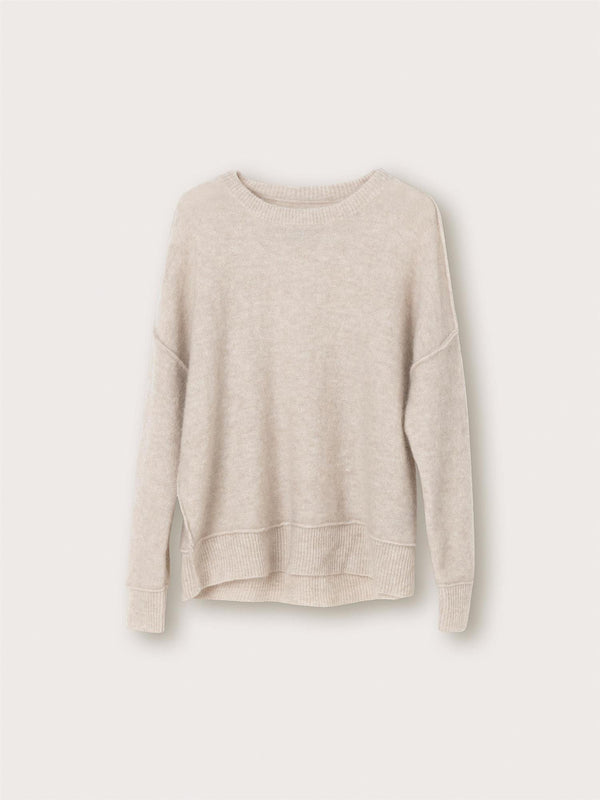 BIAGIO PULLOVER BEIGE