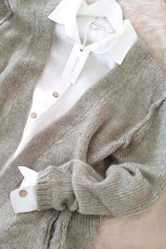 COZY MOMENTS CARDIGAN