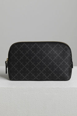 BAE SMALL COSMETIC PURSE CHARCOAL