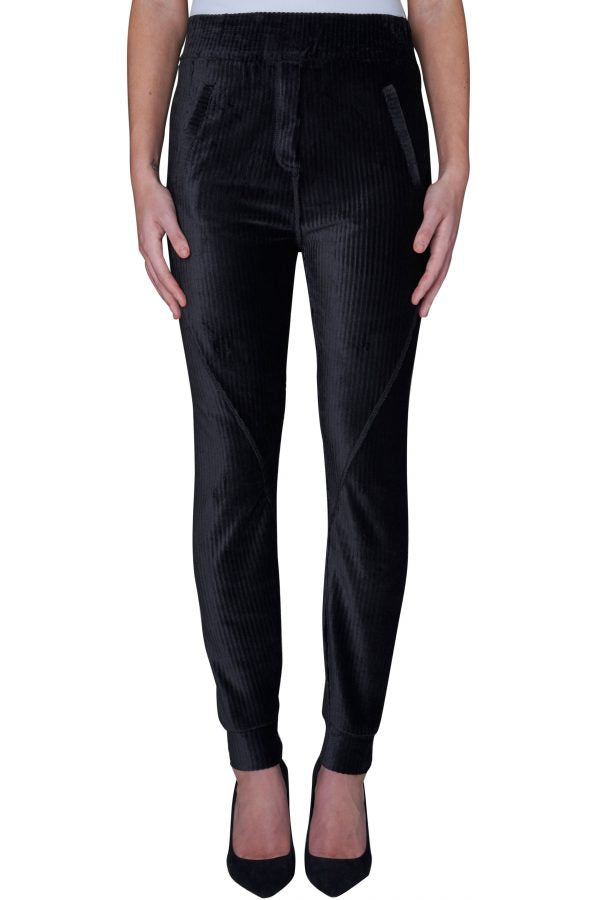 MILEY 107 BLACK CORDUROY