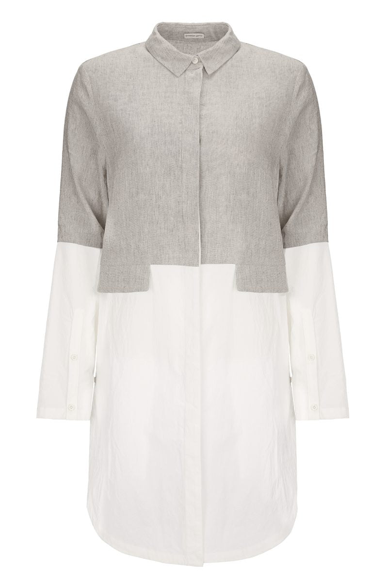 IRA SHIRT DRESS