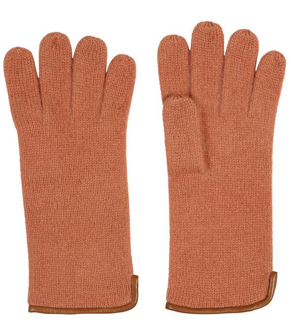 TORINO GLOVES DARK BLUSH
