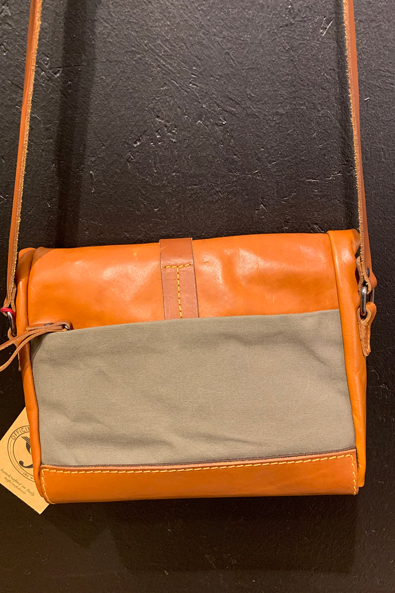 CROSS BAG COGNAC