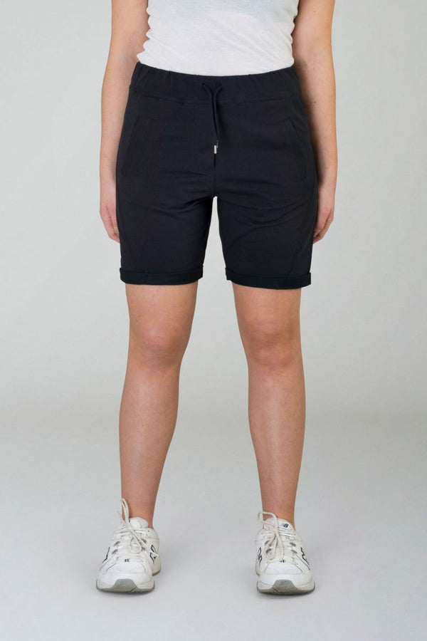 MILEY 010 NAVY SHORTS