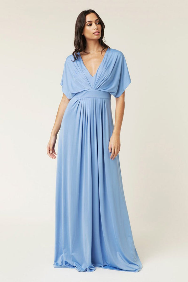 BREE DRESS MIAMI BLUE