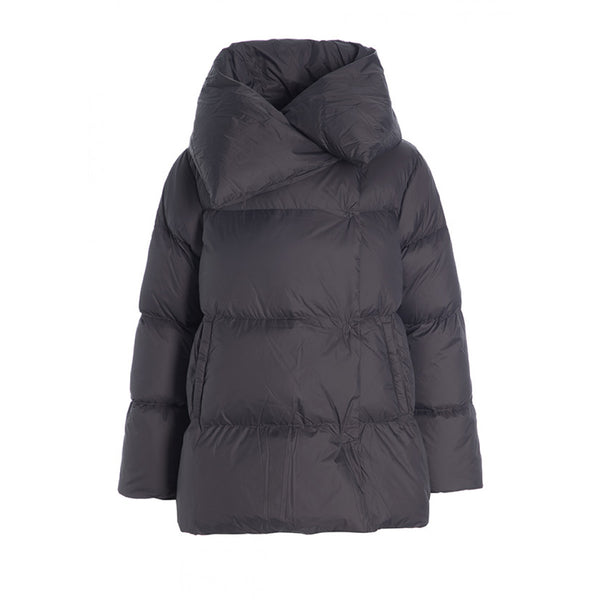 FEATHER DOWN JACKET BLACK