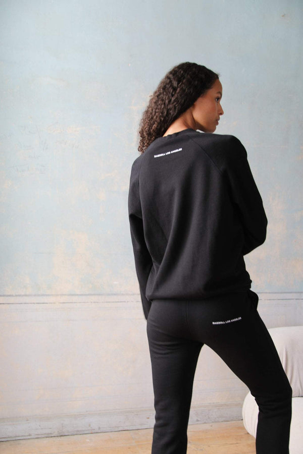 OVERSIZED SWEATSHIRT BLACK
