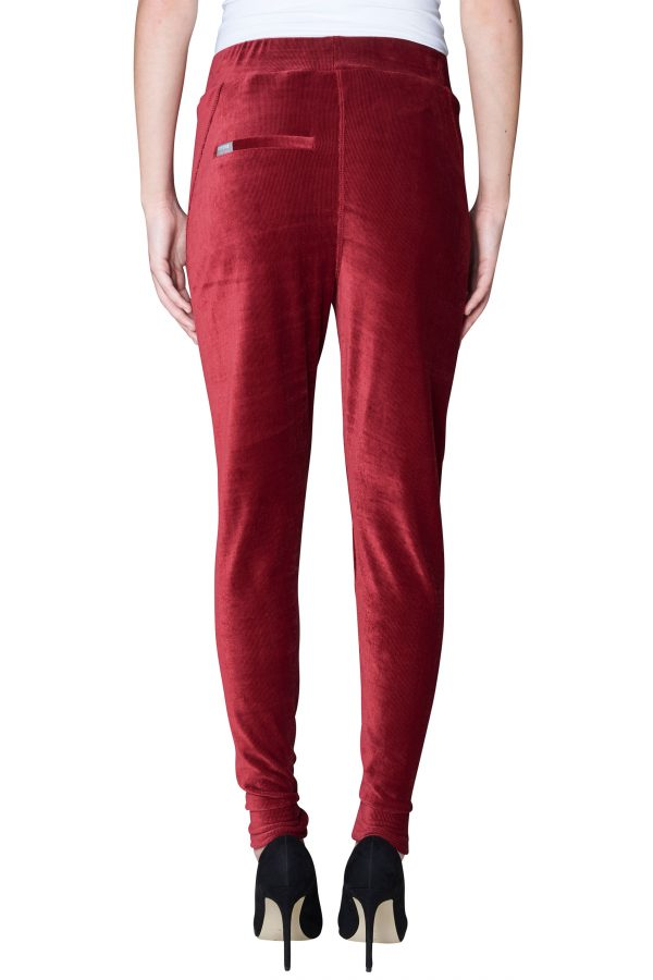 MILEY 104 EARTH RED CORDUROY