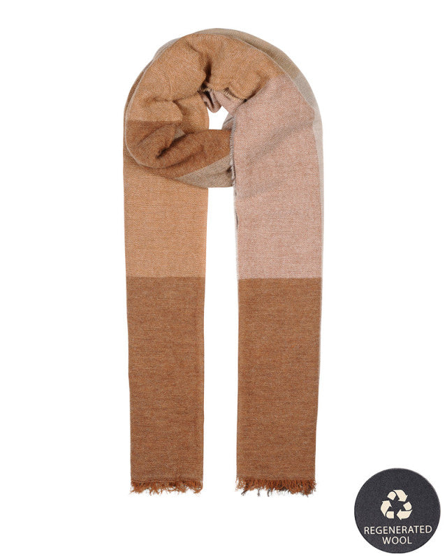 MONTREAL SCARF ALMOND