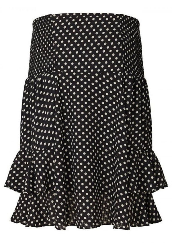 GRACE SKIRT DOT PRINT