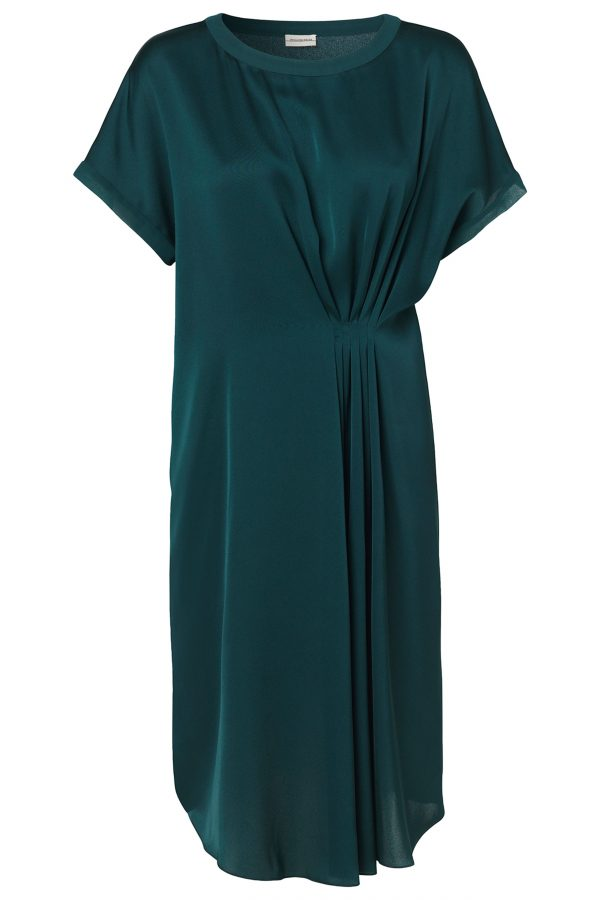 LINANA DRESS GREEN