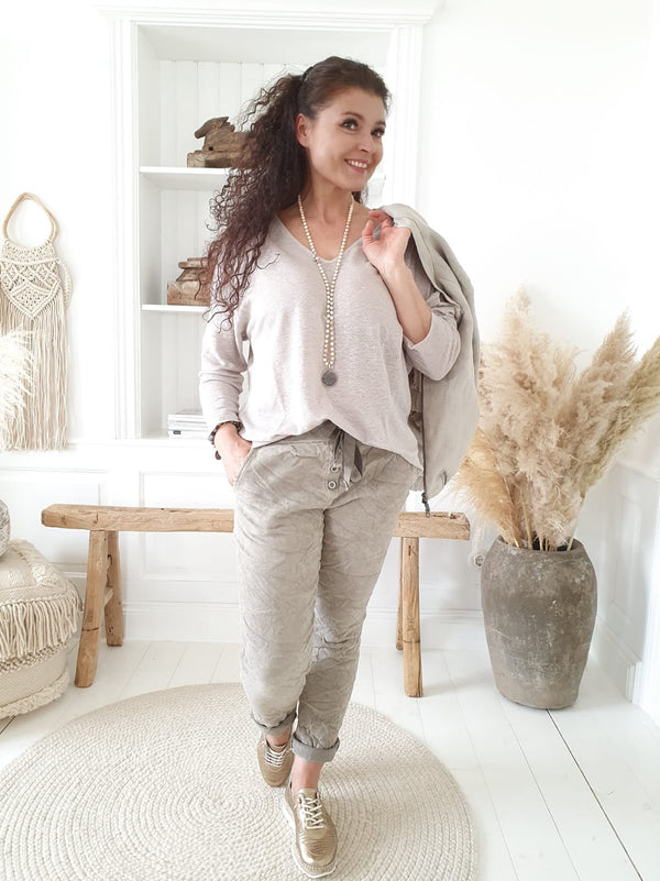 LINEN KNIT GLORY KIT