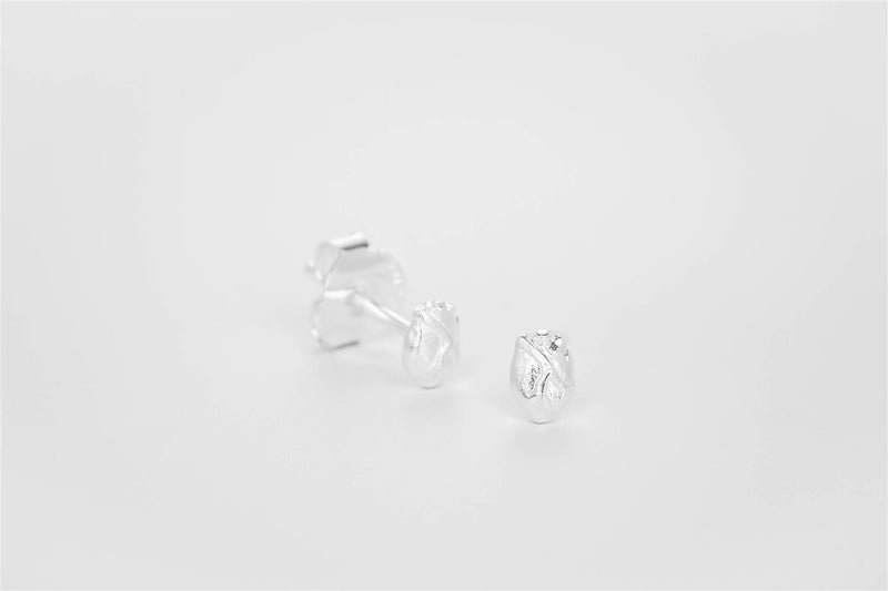 ANATOMIC EARRINGS SILVER