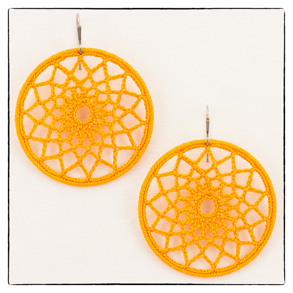 Helen Medium/ Large Size Earrings 5cm
