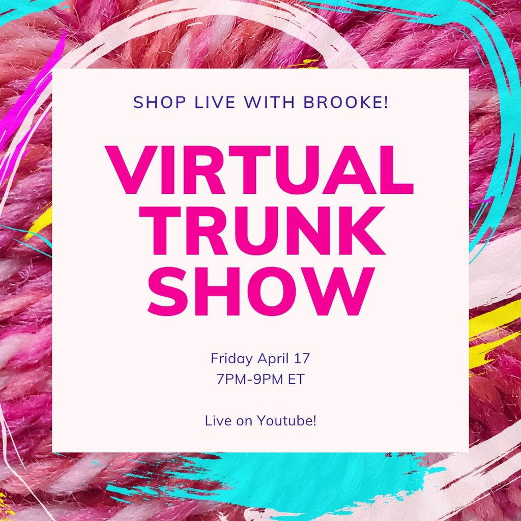 Virtual Trunk Show Live!