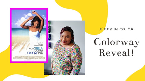 Fiber in Color - Colorway Reveal!