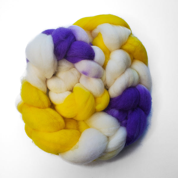 Intersex Pride - Unspun Roving