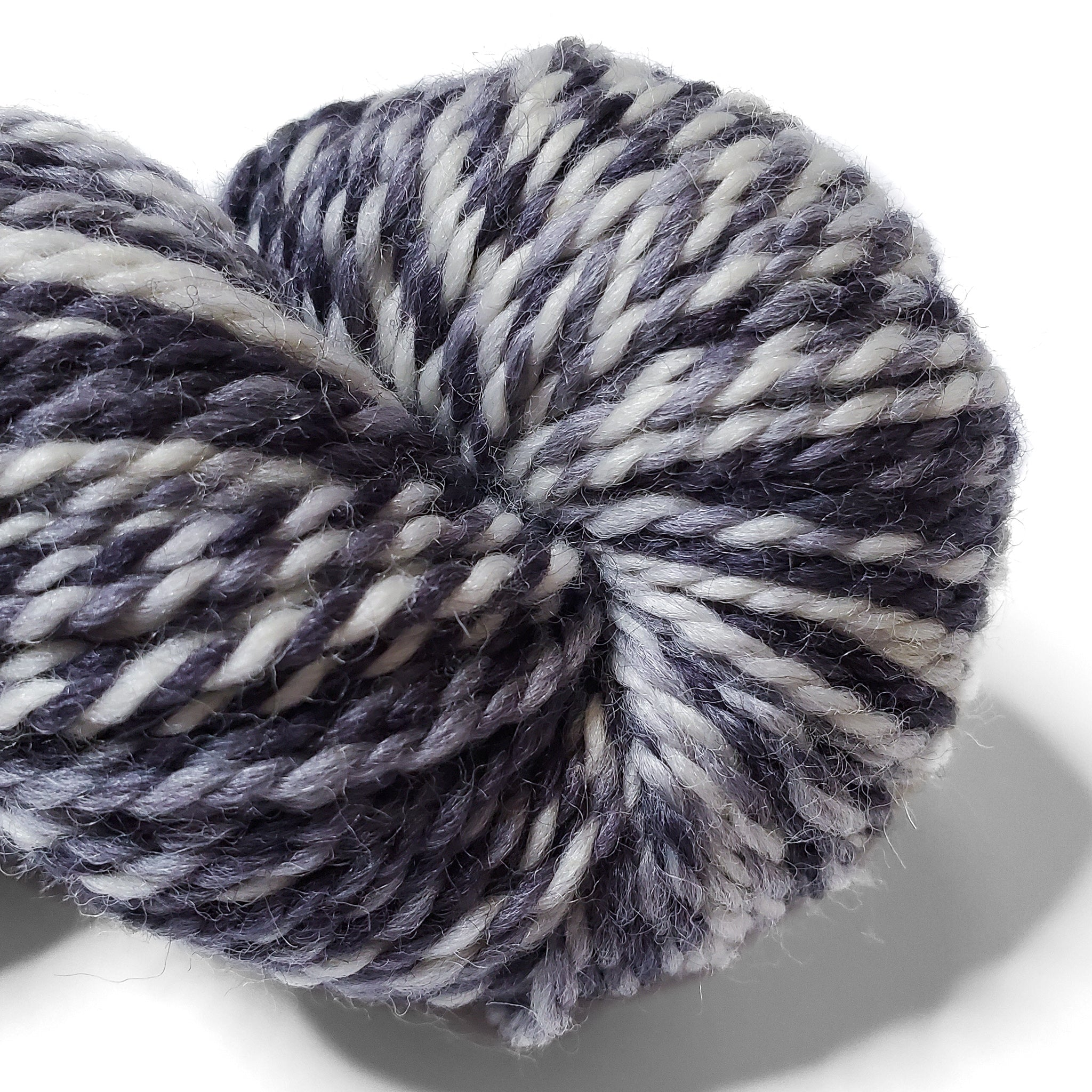 Black Hat? White Hat? - Mini - Original Aran